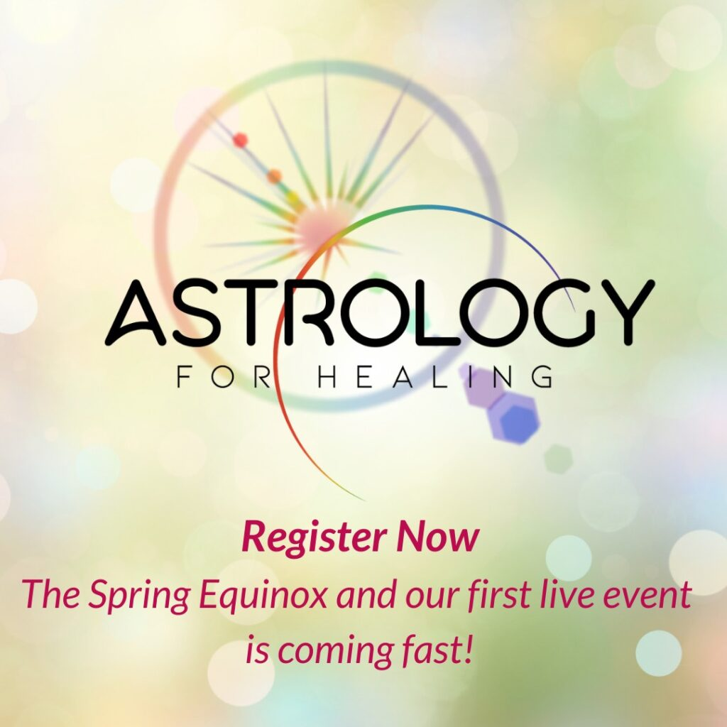 Astrology for Healing 2021_EB_Register Now